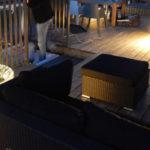 Buitenverlichting voor het dakterras
